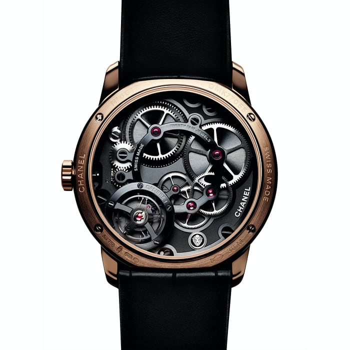 monsieur de chanel caliber 1
