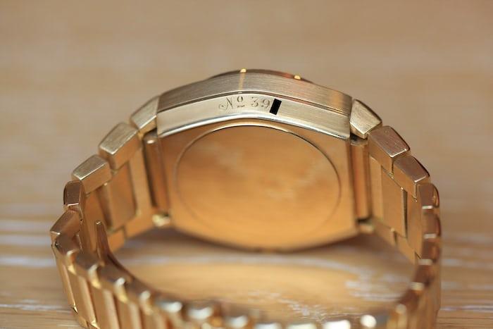 Rolex 5100 serial 396 Oman