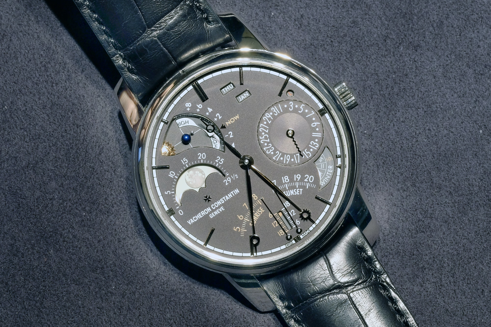 Editors' Picks: The Best Grail Watches Of SIHH 2017 Editors' Picks: The Best Grail Watches Of SIHH 2017 celestia
