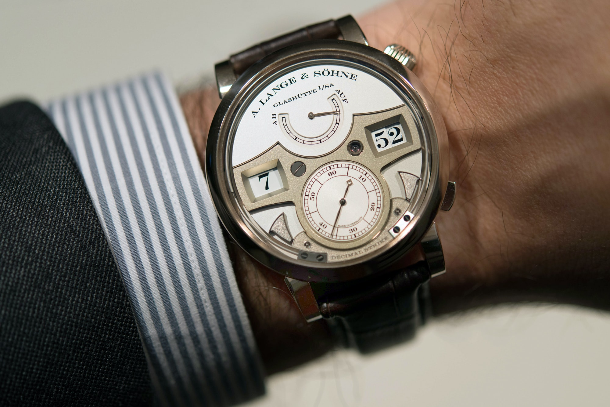 Editors' Picks: The Best Grail Watches Of SIHH 2017 Editors' Picks: The Best Grail Watches Of SIHH 2017 zeit