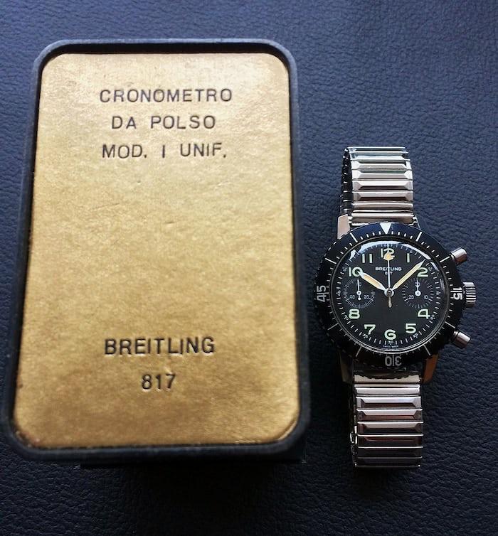Breitling 817 full set