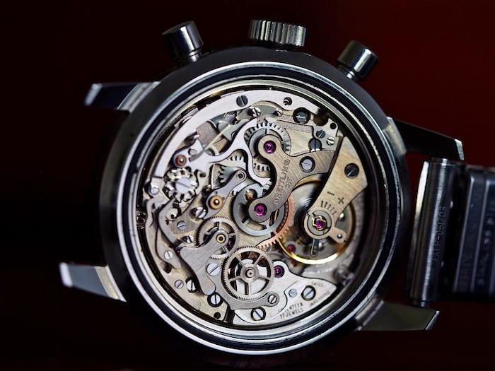 Breitling valjoux 236