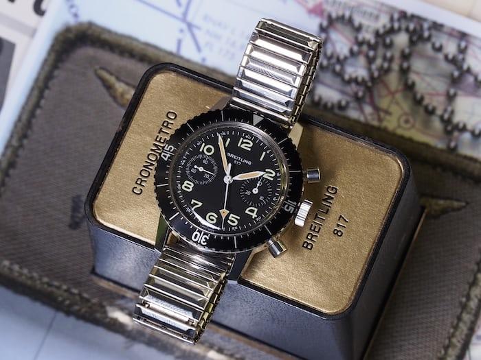 Breitling 817 box