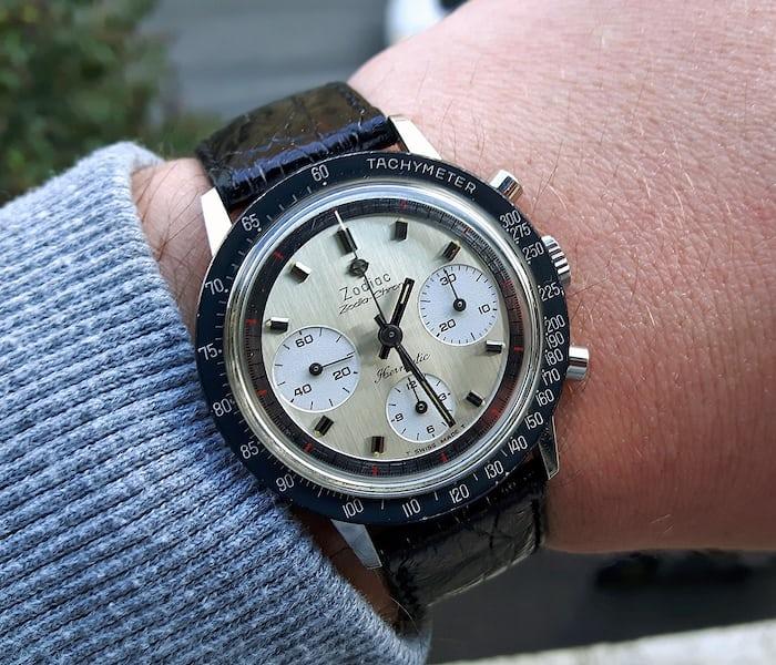 Zodiac Zodia-Chron Wristshot
