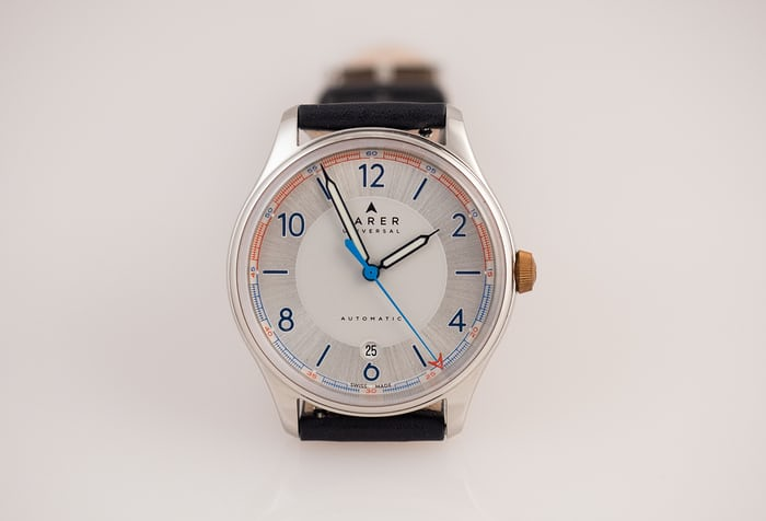 farer endurance watch automatic