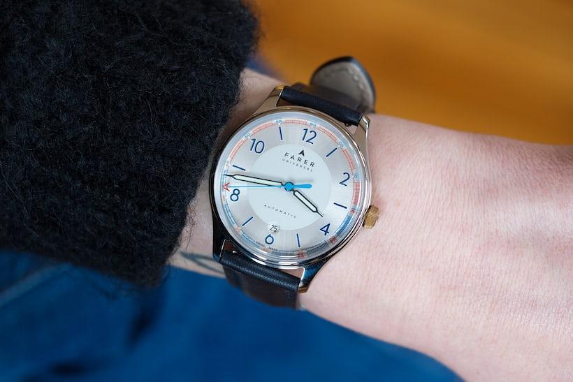 farer endurance wristshot