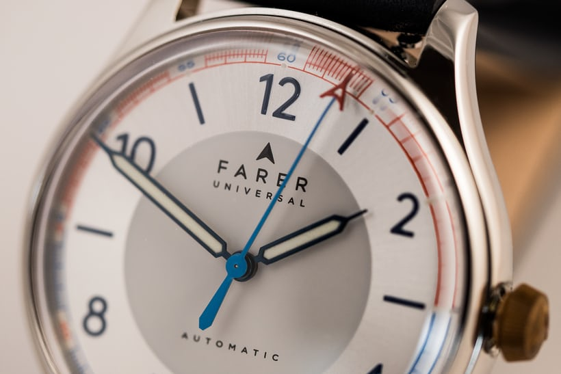 farer endurance automatic dial