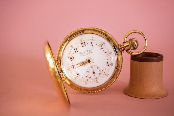 Girard-Perregaux Pocket Chronometer