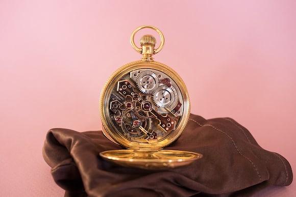 Girard-Perregaux Pocket Chronometer movement