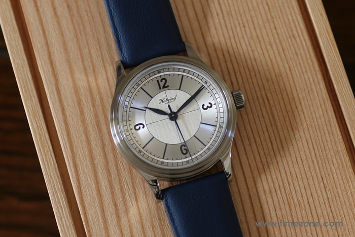 Habring² x TimeZone Erwin Jumping Seconds, ref. TZ21