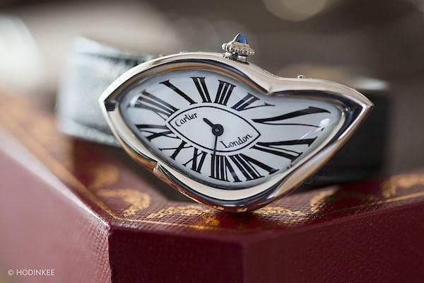 Cartier crash London