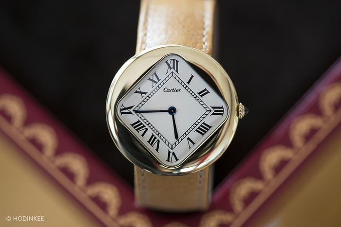 Cartier Ronde