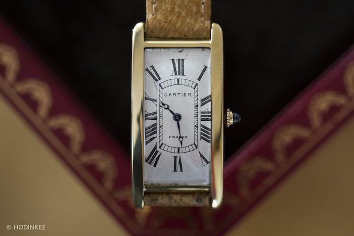 Cartier Cintrée