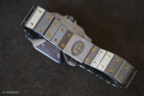 Cartier Santos bracelet