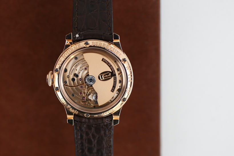 FPJ 1300-3 caliber fp journe