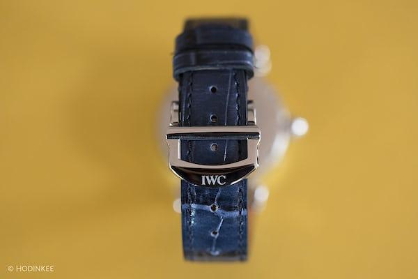 iwc clasp