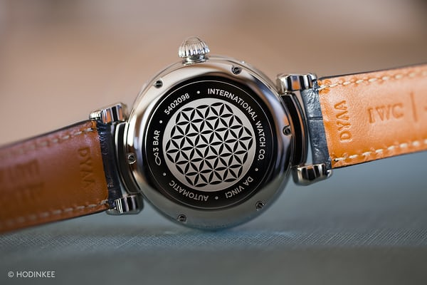flower of life iwc