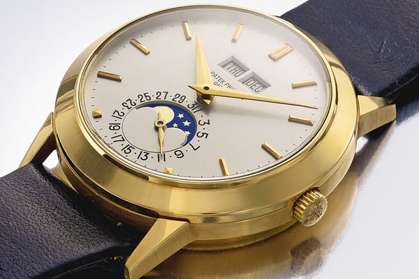 fourth series patek philippe 3448