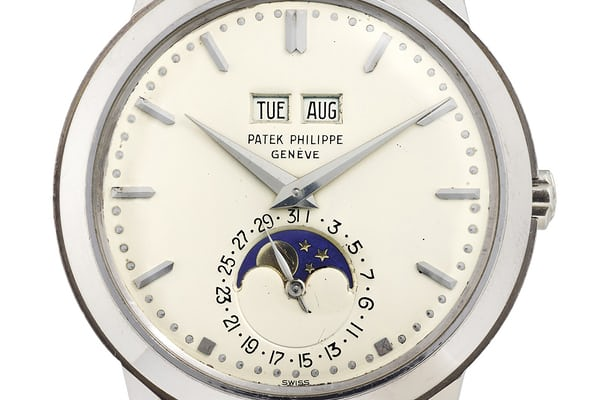 first series patek philippe 3448