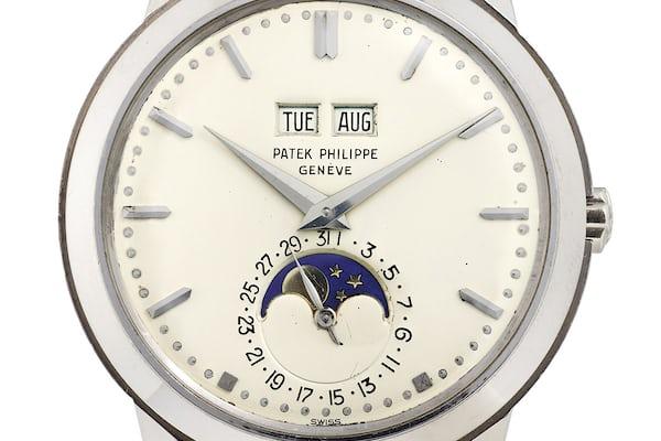 first series patek philippe 3448