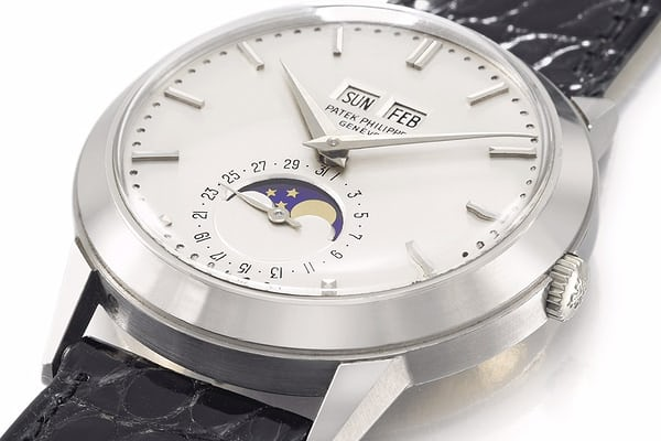 second series patek philippe 3448