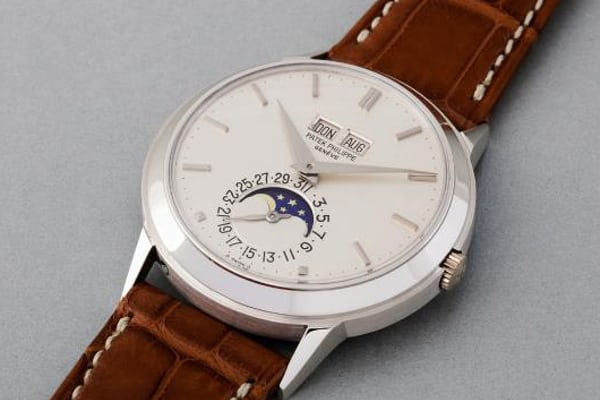 third series patek philippe 3448