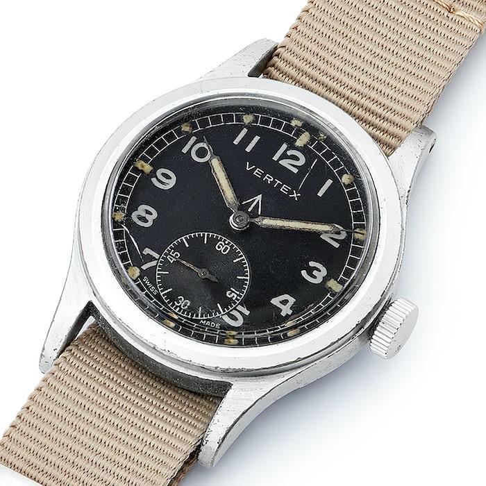 vertex military watch mod