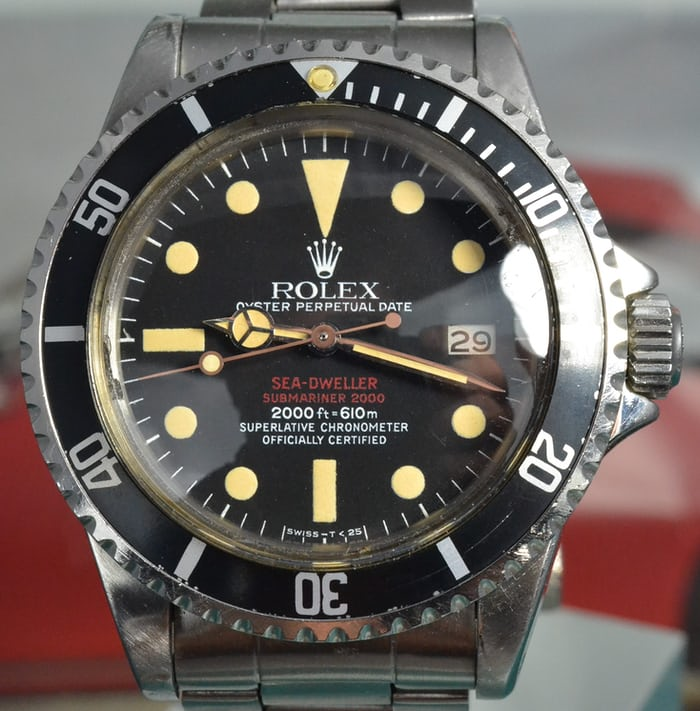 Rolex Sea-Dweller Reference 1665