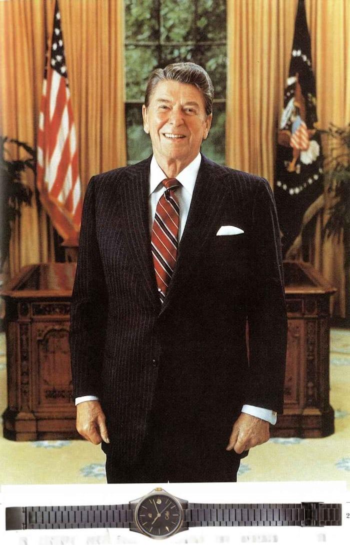 Ronald Reagan Watch