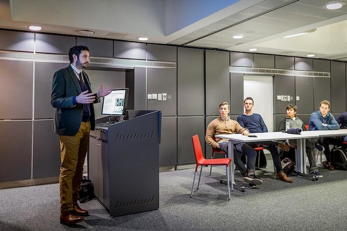 arthur touchot london school economics hodinkee