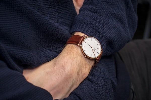 daniel wellington hodinkee