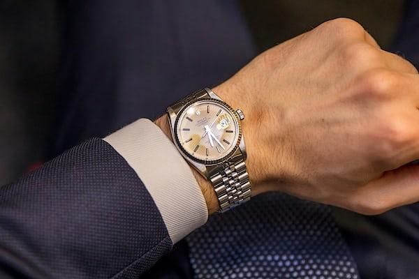 vintage rolex datejust hodinkee