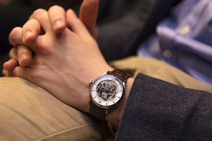 oris skeleton hodinkee