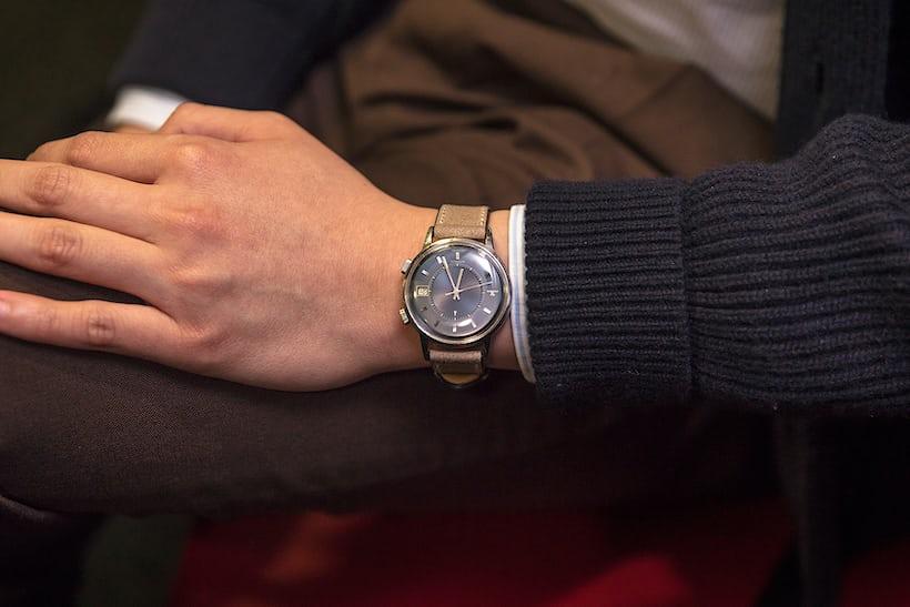 vintage memovox hodinkee