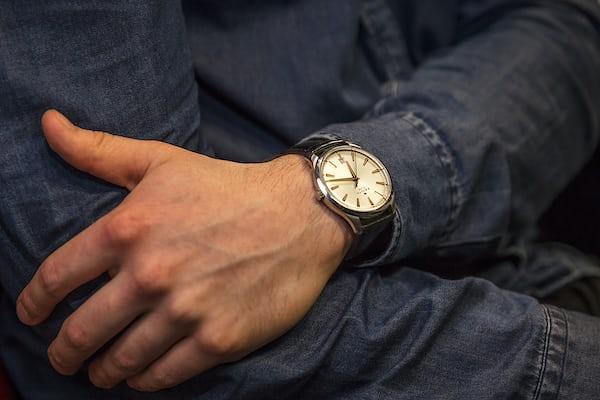 zenith hodinkee london school economics