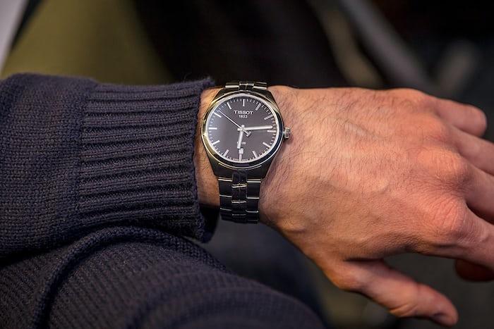 tissot hodinkee london school economics