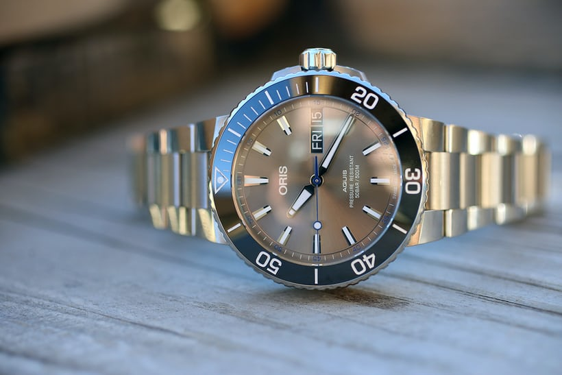 The Oris Hammerhead Limited Edition.