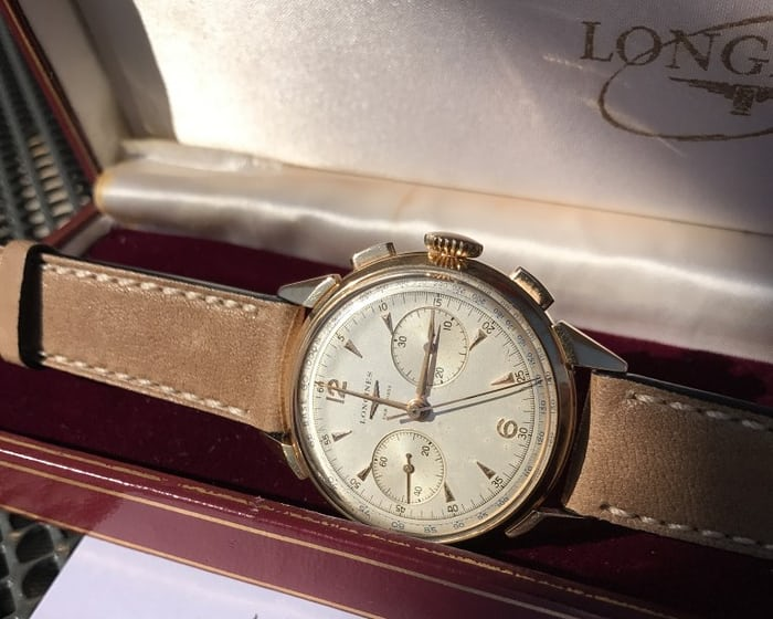 Longines  30CH French