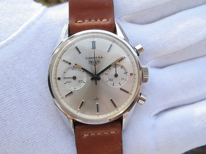 Heuer Carrera Reference 3647S
