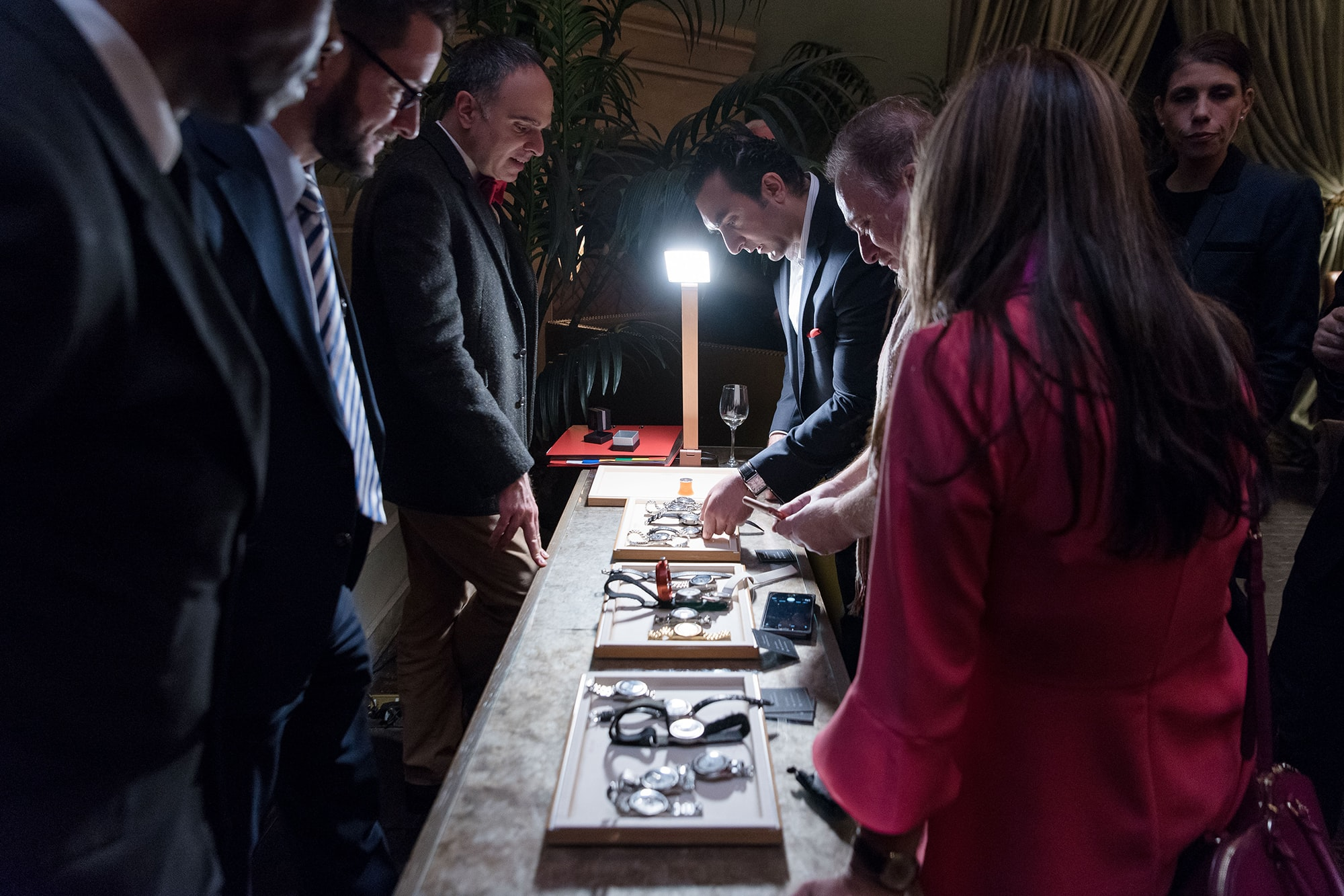 Photo Report: HODINKEE And Omega Celebrate The 60th Anniversary Of The Speedmaster Photo Report: HODINKEE And Omega Celebrate The 60th Anniversary Of The Speedmaster  20170221 OmegaSpeedmaster60th 153