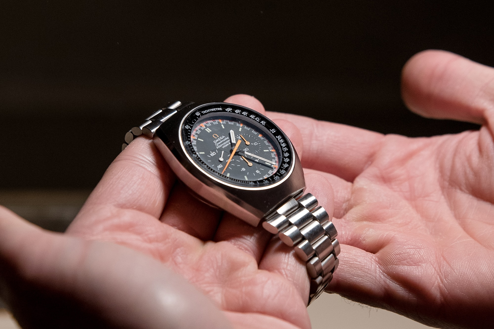 Photo Report: HODINKEE And Omega Celebrate The 60th Anniversary Of The Speedmaster Photo Report: HODINKEE And Omega Celebrate The 60th Anniversary Of The Speedmaster  20170221 OmegaSpeedmaster60th 131