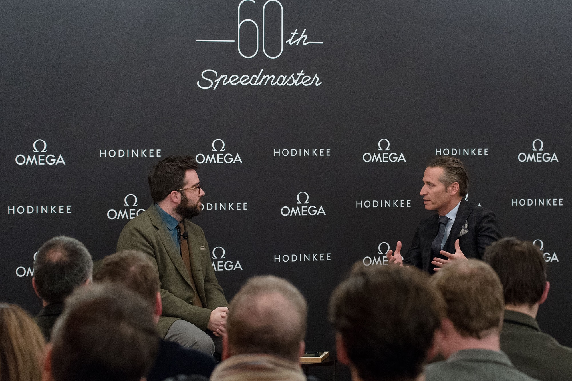Photo Report: HODINKEE And Omega Celebrate The 60th Anniversary Of The Speedmaster Photo Report: HODINKEE And Omega Celebrate The 60th Anniversary Of The Speedmaster  20170221 OmegaSpeedmaster60th 088
