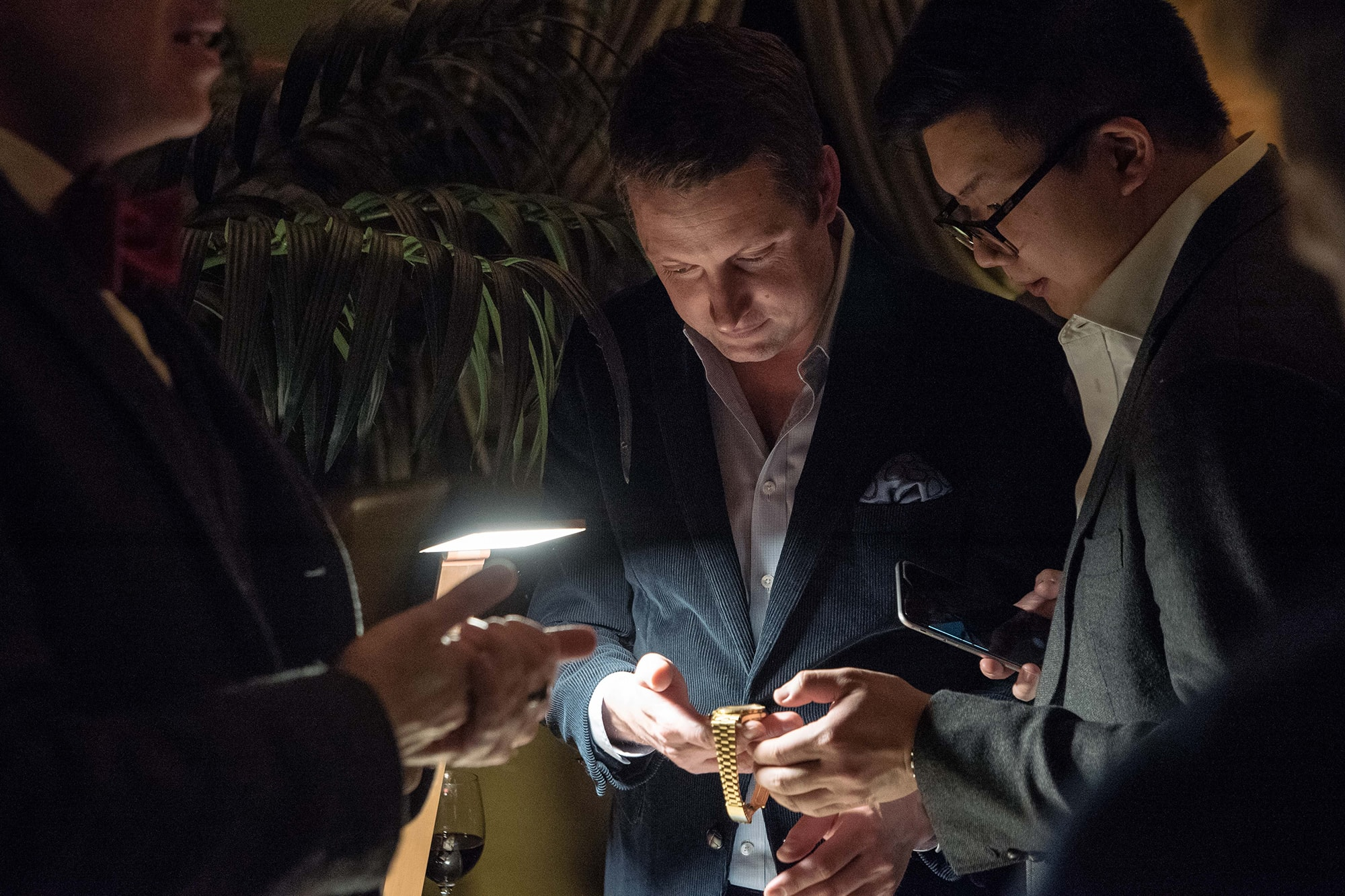 Photo Report: HODINKEE And Omega Celebrate The 60th Anniversary Of The Speedmaster Photo Report: HODINKEE And Omega Celebrate The 60th Anniversary Of The Speedmaster  20170221 OmegaSpeedmaster60th 115