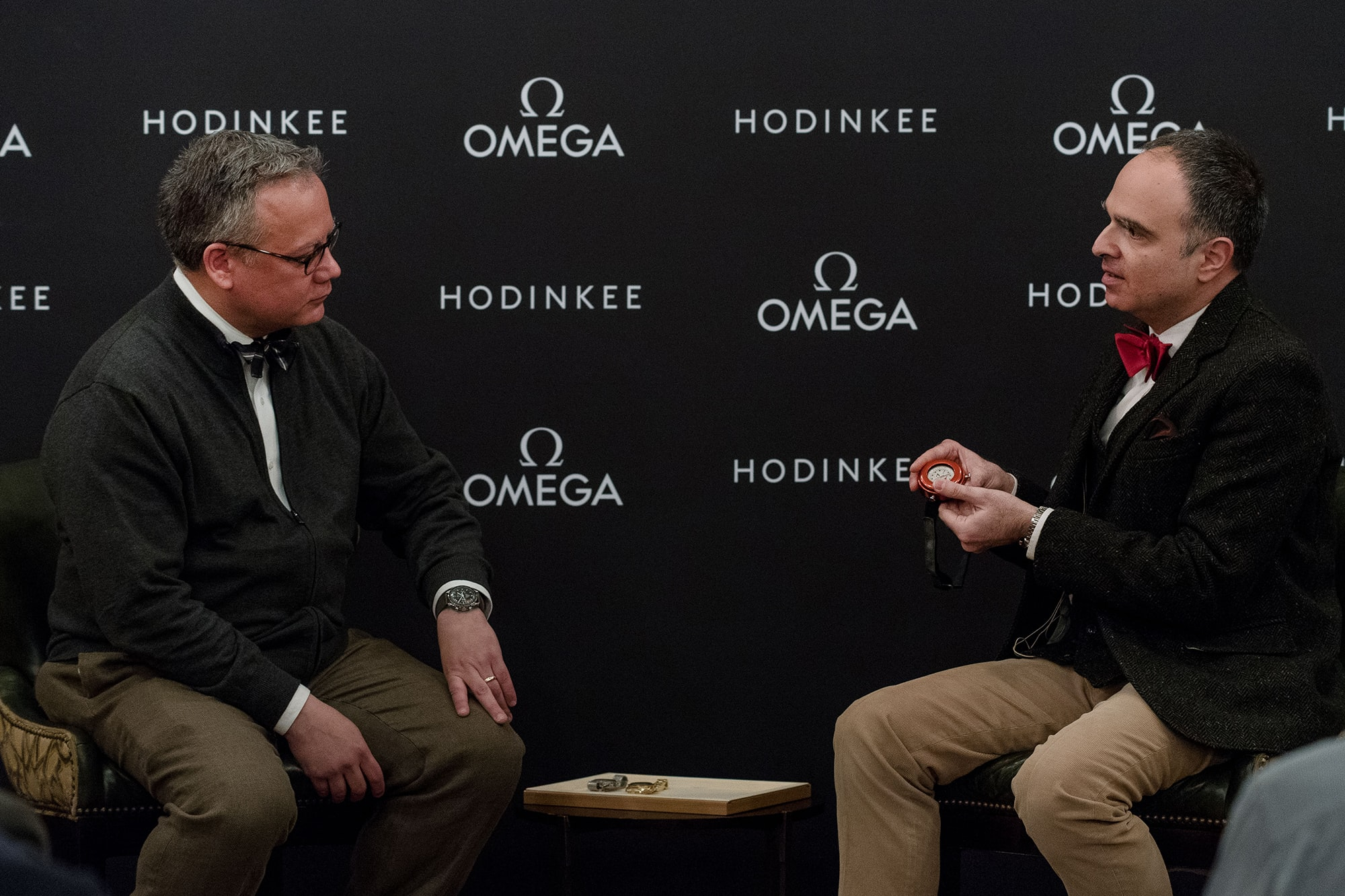 Photo Report: HODINKEE And Omega Celebrate The 60th Anniversary Of The Speedmaster Photo Report: HODINKEE And Omega Celebrate The 60th Anniversary Of The Speedmaster  20170221 OmegaSpeedmaster60th 077