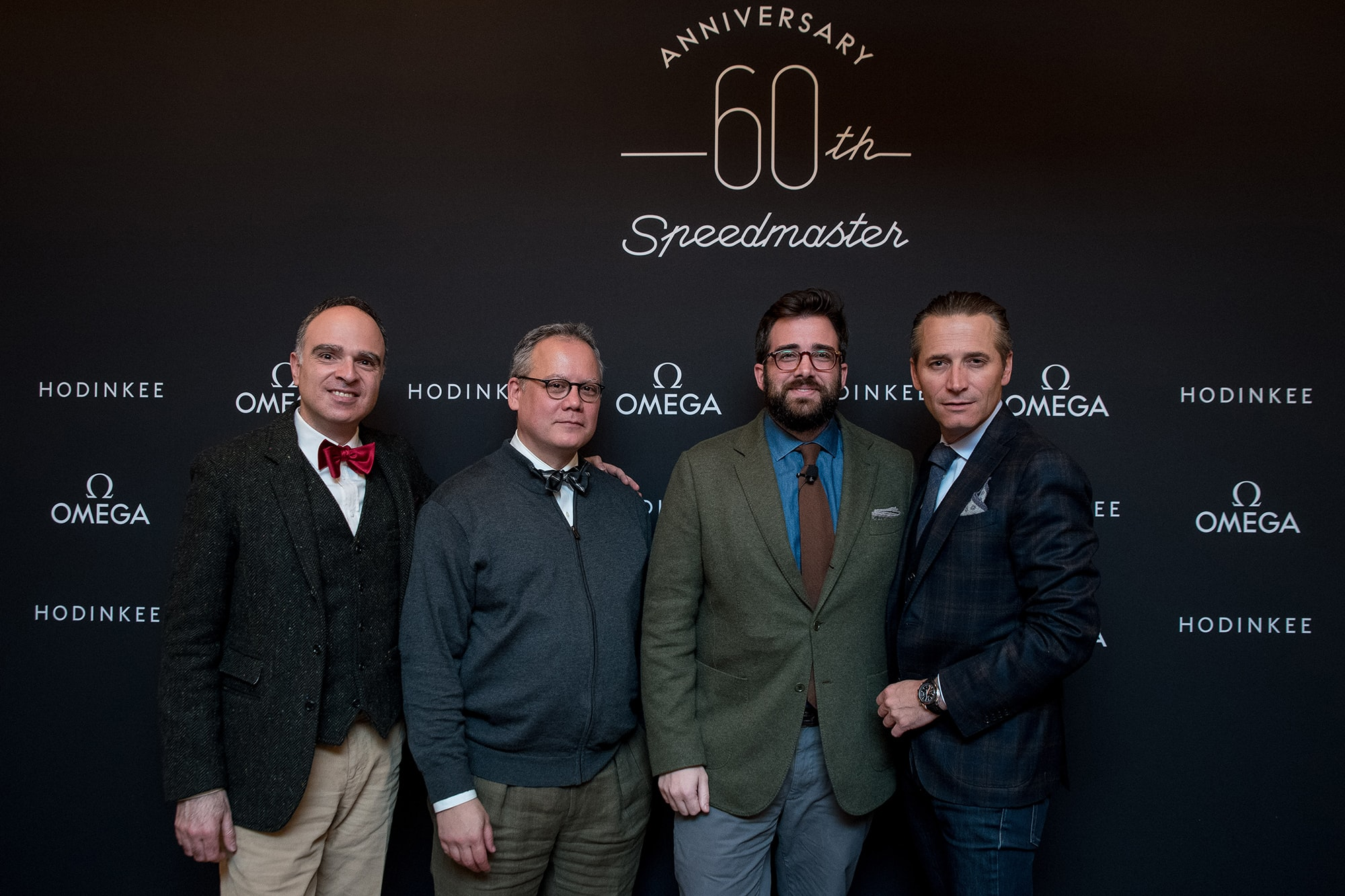 Photo Report: HODINKEE And Omega Celebrate The 60th Anniversary Of The Speedmaster Photo Report: HODINKEE And Omega Celebrate The 60th Anniversary Of The Speedmaster  20170221 OmegaSpeedmaster60th 105