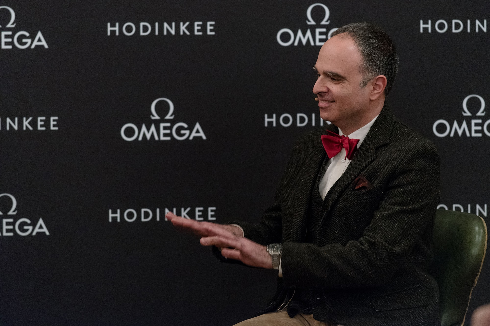 Photo Report: HODINKEE And Omega Celebrate The 60th Anniversary Of The Speedmaster Photo Report: HODINKEE And Omega Celebrate The 60th Anniversary Of The Speedmaster 20170221 OmegaSpeedmaster60th 061