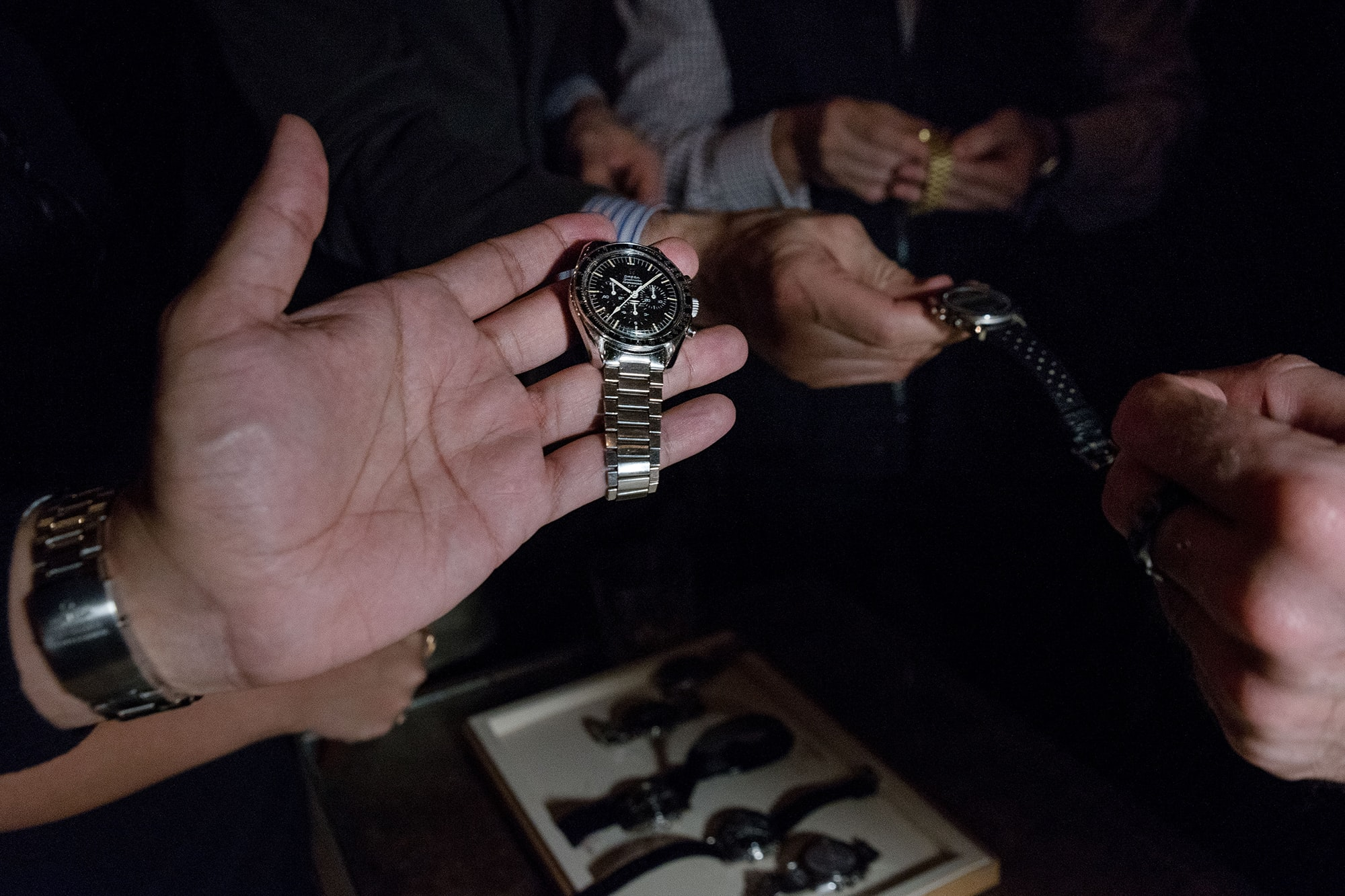 Photo Report: HODINKEE And Omega Celebrate The 60th Anniversary Of The Speedmaster Photo Report: HODINKEE And Omega Celebrate The 60th Anniversary Of The Speedmaster  20170221 OmegaSpeedmaster60th 140