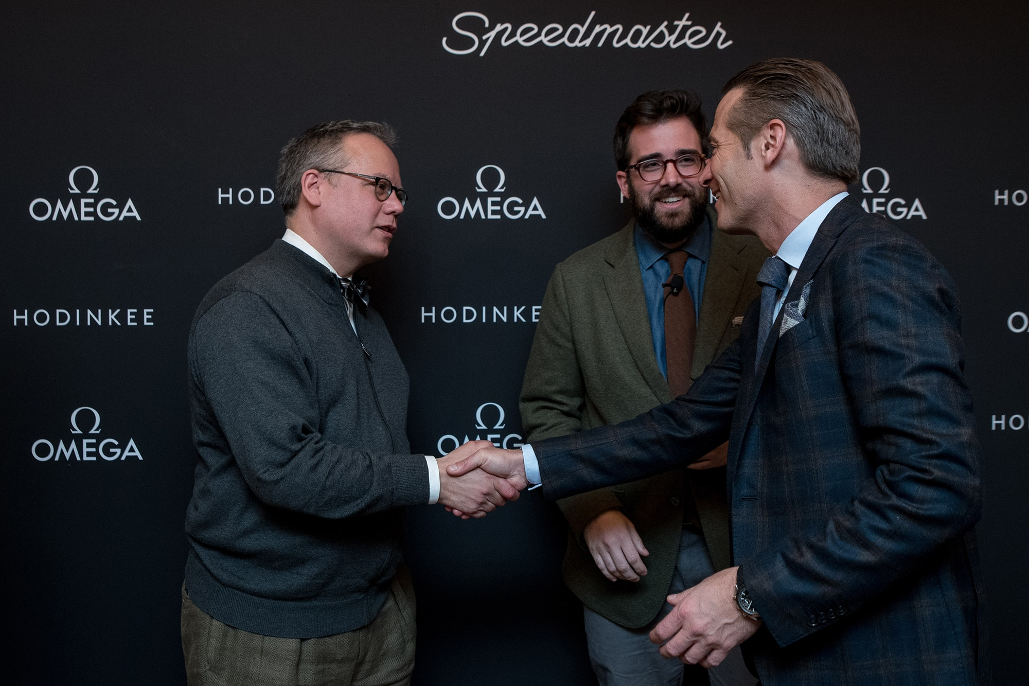 Photo Report: HODINKEE And Omega Celebrate The 60th Anniversary Of The Speedmaster Photo Report: HODINKEE And Omega Celebrate The 60th Anniversary Of The Speedmaster  20170221 OmegaSpeedmaster60th 107