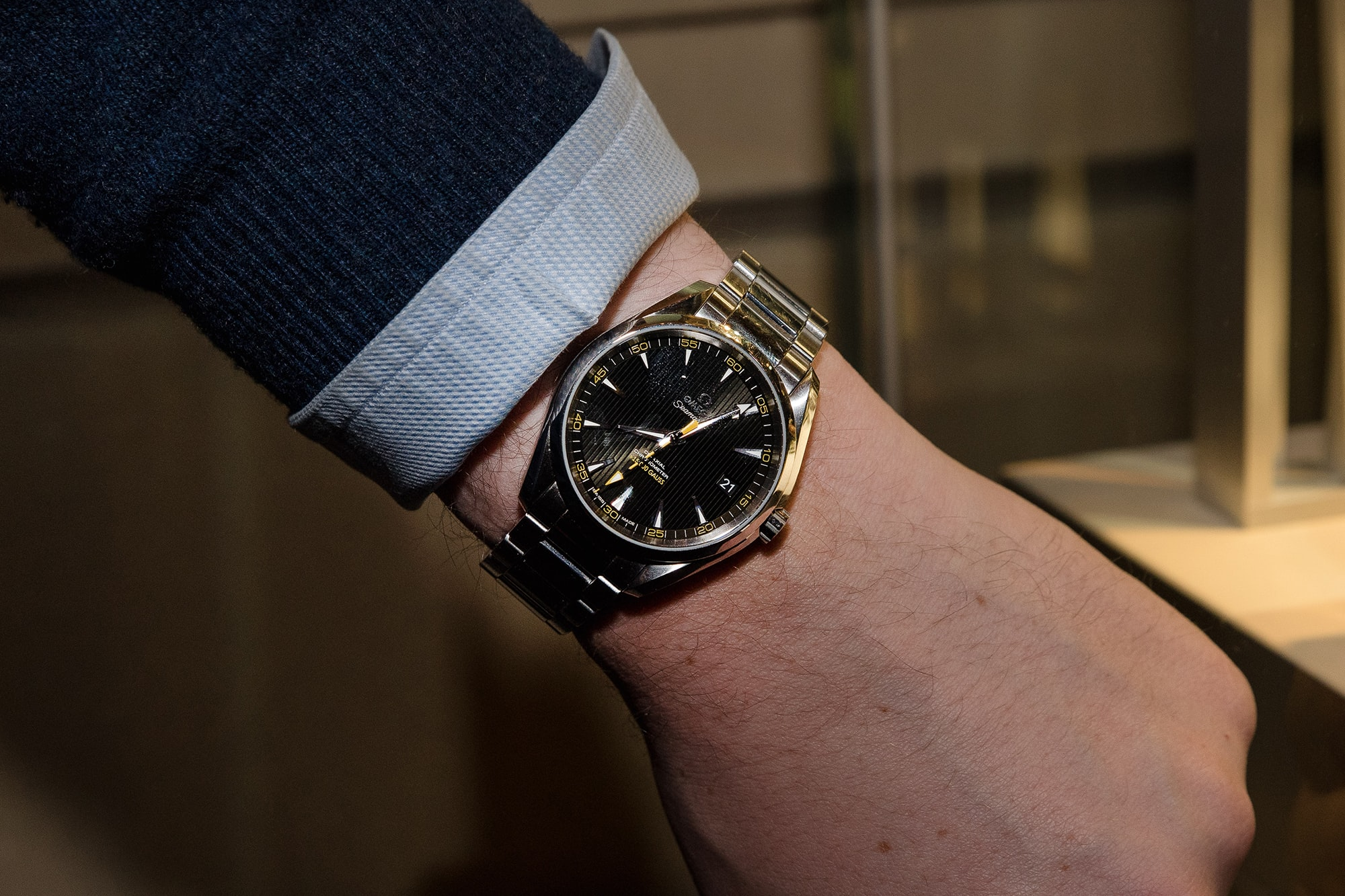 Photo Report: HODINKEE And Omega Celebrate The 60th Anniversary Of The Speedmaster Photo Report: HODINKEE And Omega Celebrate The 60th Anniversary Of The Speedmaster  20170221 OmegaSpeedmaster60th 117