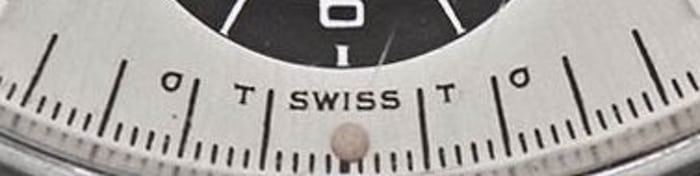 Rolex daytona sigma dial